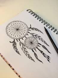 How To Draw A Dream Catcher Beautiful Dream Catchers Drawing ClipartXtras 99