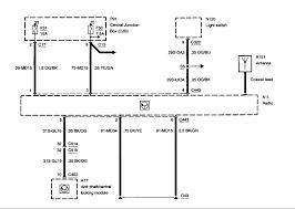 2000 ford focus stereo wiring diagram 2000 Ford Taurus Stereo Wiring Diagram 2001 ford focus wiring diagram manual original mamayell net 2000 ford taurus se radio wiring diagram