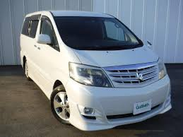 2005 TOYOTA ALPHARD V AS   Used Car for Sale at Gulliver New Zealand