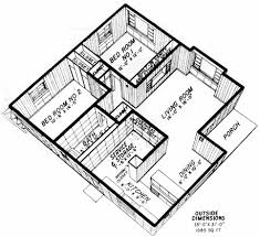 lustron, the house america's been waiting for tour a lustron Production Home Plans two bedroom floorplan reproduction home plans