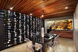 diy wine storage wine cellar contemporary with wine rack wood ceiling