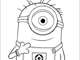 Purple Minion Coloring Pages Trustbanksurinamecom