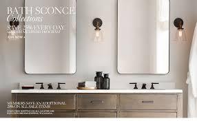 bath sconce collections asian bathroom lighting