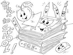 back to school coloring sheet free back to school coloring pages best free back to school