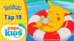 Pokémon Tập 19 - Menokurage và Dokukurage - Hoạt Hình Pokémon Tiếng Việt Season  1 - Pokemon Video Game Play
