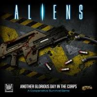 Aliens: <b>Another</b> Glorious Day in the Corps! | Tesera