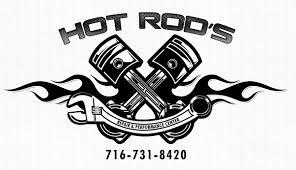 Hot rod\'s logo design melissaidesign graphic design