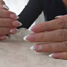 French Tip Stiletto Nail Designs 45 Awe Inspiring French Manicure Ideas To Show Off The Most