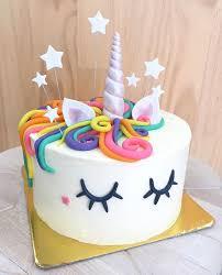 Such A Nice Birthday Cake Birthday Tarta De Unicornio
