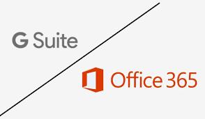 Office 365 Business Plans Comparison Chart G Suite Vs Office 365 Whats The Best Productivity Suite