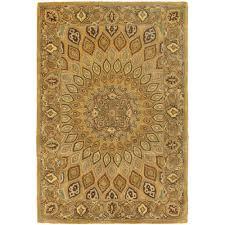 safavieh heritage light brown grey 4 ft x 6 ft area rug