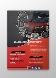 Auto Repair Flyer Entry 24 By Designsmaker33 For Flyer For Auto Repair Shop