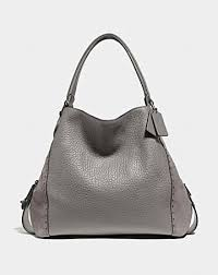 EDIE SHOULDER BAG 42 WITH RIVETS
