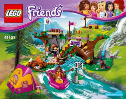 LEGO FRIENDS™ Adventure Camp Tree House 41122Friends Lego Treehouse
