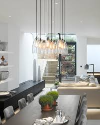 Lighting Above Kitchen Table Hanging Lights Over Dining Table Luxurious Dining Room Design
