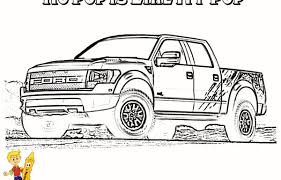 ford truck coloring pages lovely dodge truck coloring pages leversetdujourfo ford raptor coloring