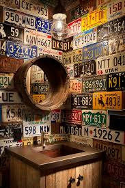 man-cave-wall-decor-license-plates