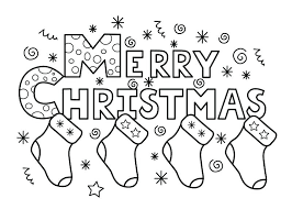 Xmas Coloring Pages Coloring Pages Printable Last Updated May Free