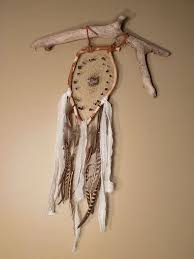 Dream Catcher With Crystals Large Driftwood Dream Catcher With Natural Wanderbound Trading 33