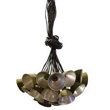 diy multi light chandelier at master multi light