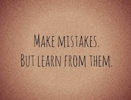 Learning From Mistakes Quotes Delectable 48 Inspiring Quotes About Learning From Mistakes Young Leaders Arena