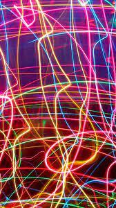 Neon Lines Wallpaper Hd - Novocom.top