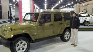 2018 philadelphia auto show jeep wrangler