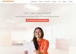 Resume Builder Review Livecareer Com Review Resume Writing Services Reviews