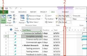 Assigning And Managing Resources In Microsoft Project 2013