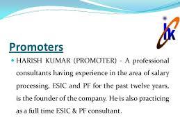 Esic & Epf Consultants In Delhi