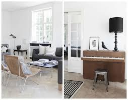 Neutral Living Room Furniture Decoration Scandinavian Living Room In Neutral Tones Living Room