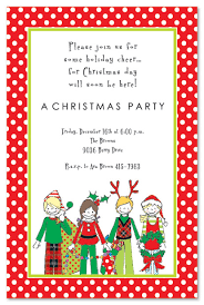 Christmas Birthday Party Invitations Christmas Kids Invitation Christmas Party Invitations 13100