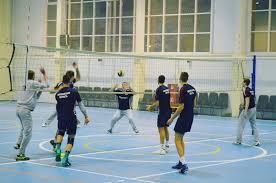 Волейбольная команда Подмосковье показала мастер класс  jpg 2019 jpg