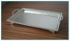 Decorative Metal Serving Trays Metal Serving Trays 30