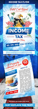 Tax Flyer Design Income Tax Flyer Commerce Flyers Income Tax Corporate