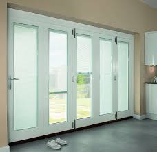 Sliding patio doors with built in blinds Window Treatments Exterior Interior Modern White Wooden Patio Doors With Internal Rolling Blinds Patio Doors With Built In Blinds Bbsedonanet Exterior Interior Modern White Wooden Patio Doors With Internal