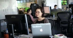 google mumbai office india. Employees At Facebook Are Seen Working Inside The Office Incs European Google In India Images Mumbai Inc Uk