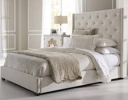 white headboard bedroom ideas. Wonderful White View In Gallery ElegantUpholsteredHeadboardsKing Intended White Headboard Bedroom Ideas E