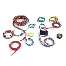 vw wiring harness dune buggy universal wiring harness w fuse box fits empi 9466 vw rail buggy