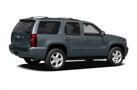 2010 chevrolet tahoe price photos reviews features 2010 chevrolet tahoe suv ls 4x2 exterior back side view