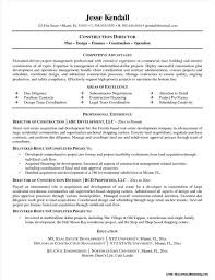 Free Construction Superintendent Resume Samples Resume Resume