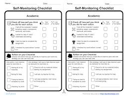 Self Monitoring Udl Strategies Goalbook Toolkit