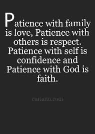 Patience Is A Virtue Quote