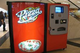 Pizza Vending Machine Locations Usa Magnificent Baguettes San Francisco