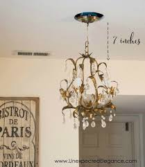 have you ever bought a light fixture at a thrift yard or craigslist