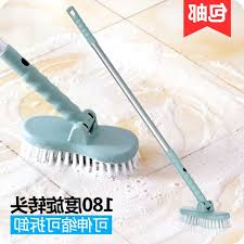 bathtub cleaning brush long handle bathtub brush brushing bathroom hard wool floor bathtub cleaning brush target