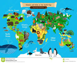 World Map Europe And Asia World Map Animals Europe And Asia South And North America