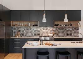25 Black Kitchen Ideas