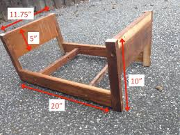 beautiful wooden doll bed kits and two it yourself diy doll bed for american girl from swood
