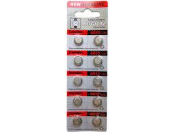 1 5 Volt Button Batteries Ag Lr Sr Series